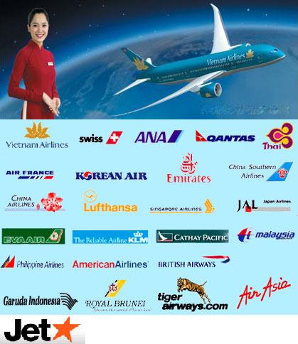 Phòng vé máy bay Quận Phú Nhuận