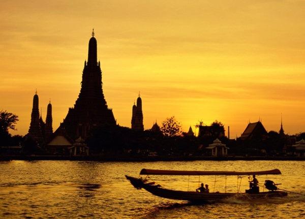Vé máy bay Sài Gòn Thái Lan